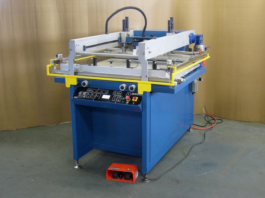 Used Screen Printing Equipment - CGS Sales & Service